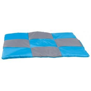 Katsu / Катсу KERN 50х75 см размер S лежак для животных сине-серый