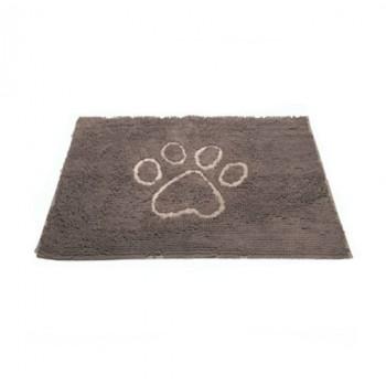 Dog Gone Smart / Дог Гон Смарт коврик д/собак супервпитывающий Doormat L, 66*89 см, дымчато-серый