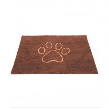 Dog Gone Smart / Дог Гон Смарт коврик д/собак супервпитывающий Doormat L, 66*89 см, коричневый мокко