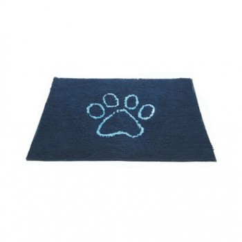 Dog Gone Smart / Дог Гон Смарт коврик д/собак супервпитывающий Doormat L, 66*89см, темно-синий