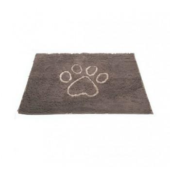 Dog Gone Smart / Дог Гон Смарт коврик д/собак супервпитывающий Doormat M, 51*79см, дымчато-серый