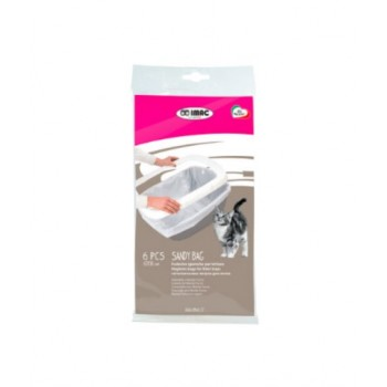 Imac / Имак пакеты д/туалета SANDY BAG для туалетов MADDY, FUNNY (6шт), 62х36 см