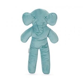"""Beeztees / Бизтис 619959 Игрушка д/собак """"Слонёнок Элви"""" голубой, плюш 40 см"""
