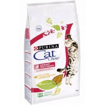 Cat Chow / Кэт Чау сухой корм д/кошек при мочекаменной болезни, 1,5 кг