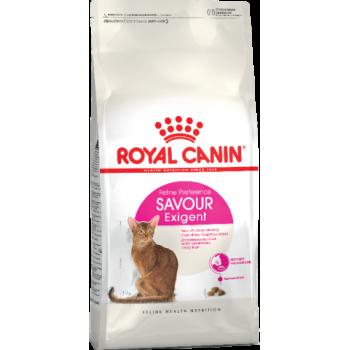Royal Canin / Роял Канин Exigent Savour для кошек, привередливых к вкусу продукта 400 г