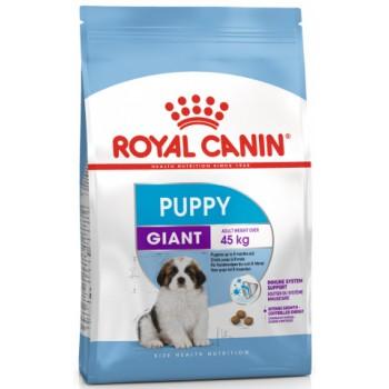 Royal Canin / Роял Канин Giant Puppy для щенков с 2 до 8 месяцев 15 кг