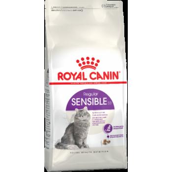 Royal Canin / Роял Канин Sensible 33 для кошек с чувствительной пищеварительной системой в возрасте с 1 года до 7 лет 4 кг