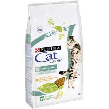 Cat Chow / Кэт Чау сухой корм д/кошек кастр/стерилизованных, 2 кг