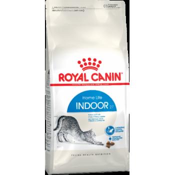 Royal Canin / Роял Канин Indoor 27 для кошек от 1 до 7 лет, живущих в помещении 10 кг