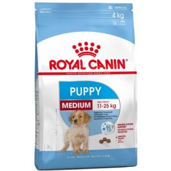 Royal Canin / Роял Канин Medium Puppy для щенков с 2 до 12 месяцев 15 кг