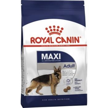 Royal Canin / Роял Канин Maxi Adult для собак от 15 месяцев до 5 лет от 26 до 44 кг 3 кг