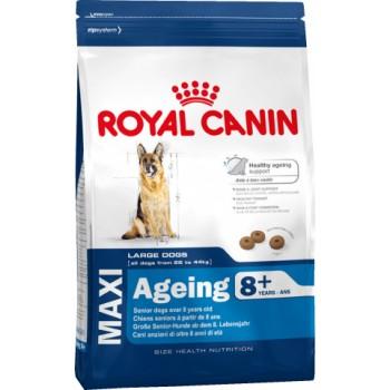 Royal Canin / Роял Канин Maxi Ageing 8+ для собак старше 8 лет от 26 до 44 кг, 15 кг