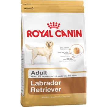 Royal Canin / Роял Канин Labrador Retriver Adult для лабрадоров старше 15 месяцев, 3 кг