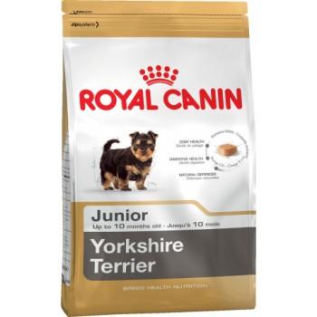 Royal Canin / Роял Канин Mini Junior Yorkshire Terrier 1,5 кг для щенков породы йоркширский терьер ввозрастедо10 месяцев 1,5 кг