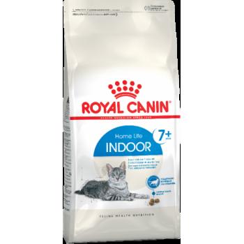 Royal Canin / Роял Канин Indoor 7+ для пожилых кошек с 7 лет постоянно проживающих в помещении, 1,5 кг