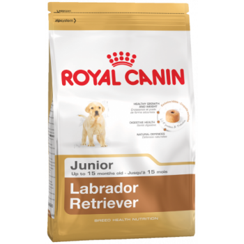Royal Canin / Роял Канин Labrador Retriver Junior для щенков лабрадора до 15 месяцев 12 кг