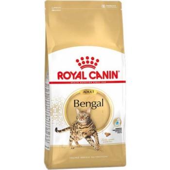 Royal Canin / Роял Канин Bengal Adult д/Бенгальских кошек 1-10 лет, 400 гр