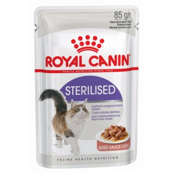 Royal Canin / Роял Канин Kitten Sterilised Souse соус, 85 гр
