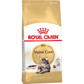 Royal Canin / Роял Канин Maine Coon для кошек породы мейн-кун старше 15 месяцев, 400 гр