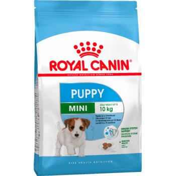 Royal Canin / Роял Канин Mini Puppy 800 г для щенков мелких пород до 10 кг с 2 до 10 месяцев, 800 гр