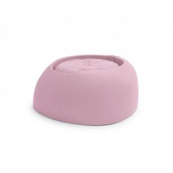 Imac / Имак Поилка-фонтан для кошек и собак PET FOUNTAIN, пепельно-розовая, 32 X 28 X 13 см