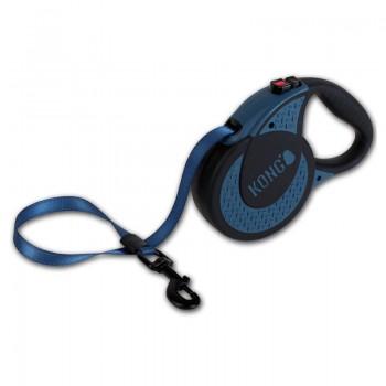 Kong / Конг рулетка Ultimate XL (до 70 кг) лента 5 метров синяя
