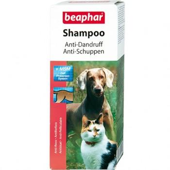 Beaphar / Беафар Шампунь д/кошек и собак против перхоти, 200 мл