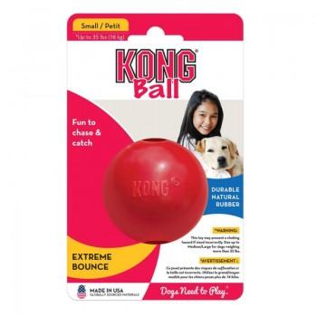 """Kong / Конг Classic игрушка для собак """"Мячик"""" 6 см"""