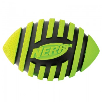 Nerf / Нёрф Мяч для регби пищащий, 12,5 см