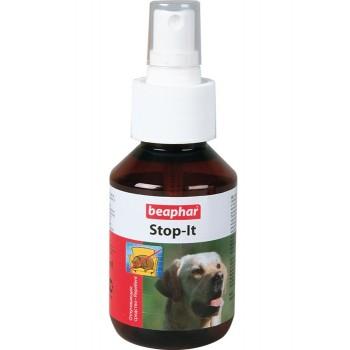 Beaphar / Беафар Спрей «Stop it Dog» отпугивающий д/собак для защиты мест и предметов интерьера, 100 мл