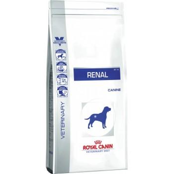 Royal Canin / Роял Канин Ренал РФ 14 (канин), 14 кг