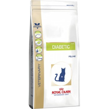 Royal Canin / Роял Канин Диабетик ДС 46 (фелин), 400 гр
