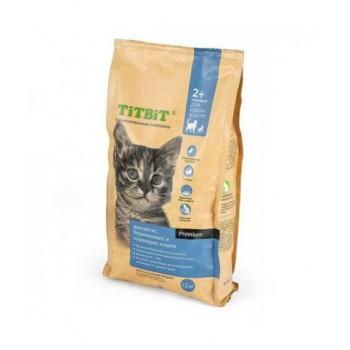 TitBit / ТитБит Корм сухой для котят , беременных и кормящих кошек 0,4 кг