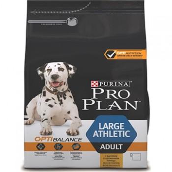 Pro Plan / Про План сухой корм д/собак крупных пород спортивных курица, 18 кг