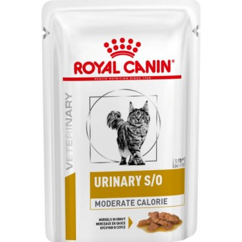 Royal Canin / Роял Канин УринариС/О Мод.Кэлори (фелин) соус, 85 гр