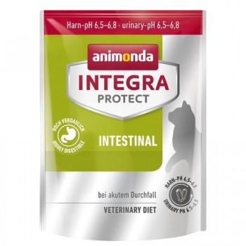 Animonda / Анимонда Сухой корм Integra для взрослых кошек при нарушениях пищеварения (Intestinal), 300 гр