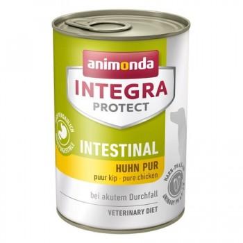 Animonda / Анимонда Консервы Integra для взрослых собак при нарушениях пищеварения с курицей (Intestinal), 400 гр