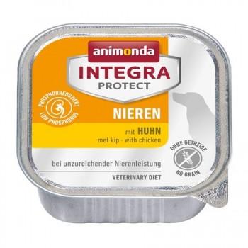 Animonda / Анимонда Консервы Integra для взрослых собак при почечной недостаточности с курицей (Renal), 150 гр