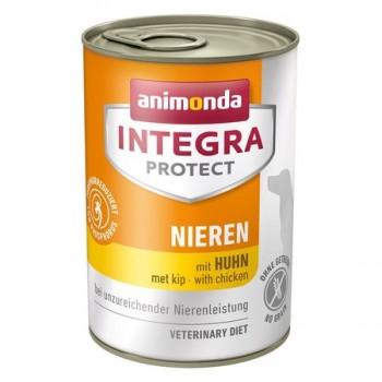 Animonda / Анимонда Консервы Integra для взрослых собак при почечной недостаточности с курицей (Renal), 400 гр