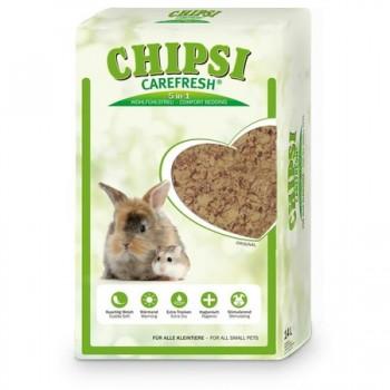 Chipsi Carefresh / Чипси Карфреш Original бумажный наполнитель для мелких домашних животных и птиц, 14 л