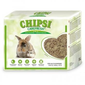 Chipsi Carefresh / Чипси Карфреш Original бумажный наполнитель для мелких домашних животных и птиц, 5 л
