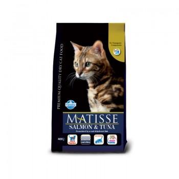 Farmina / Фармина MATISSE Adult сух.д/кошек с Лососем и Тунцом 1,5 кг