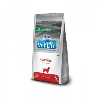 Farmina / Фармина Vet Life CARDIAC корм д/собак поддержания работы сердца при хронической сердечной недостаточности 10 кг