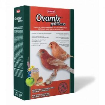 Padovan / Падован Ovomix Gold Rosso корм для птенцов с красным оперением комплексный яичный, 1 кг