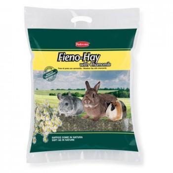 Padovan / Падован Fieno Hay луговые травы с ромашкой для грызунов и кроликов, 700 гр