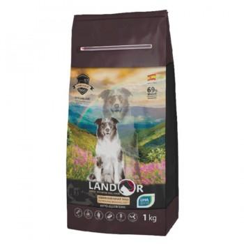 Landor / Ландор сухой корм для пожилых и взрослых собак всех пород с функцией улучшения мозговой деятельности 3 кг