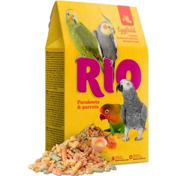 РИО Яичный корм для средних и крупных попугаев, 18 кг