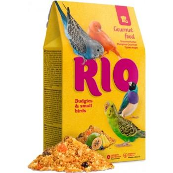 РИО Гурмэ корм для волнистых попугайчиков и других мелких птиц, 18 кг