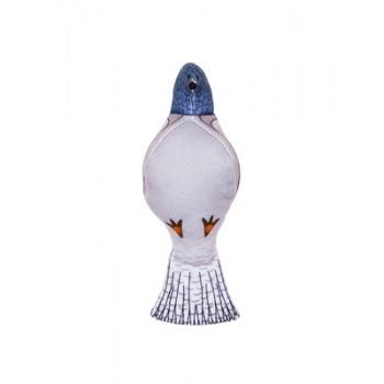 Антицарапки Игрушка для кошки Голубь с валерианой 23 см