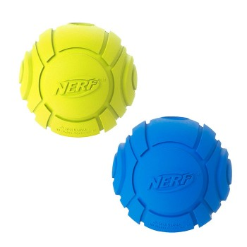 Nerf / Нёрф мяч рифленый, 6 см (2 шт.)